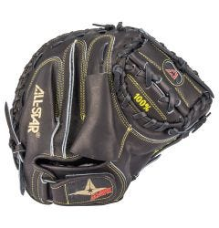 "All-Star Pro Elite 34"" Baseball Catcher's Mitt"