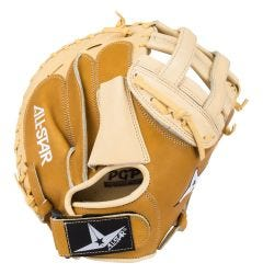 "All-Star Pro 33.5"" Fastpitch Softball Catcher's Mitt"