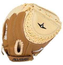 "All-Star Pro 31.5"" Youth Fastpitch Softball Catcher's Mitt"