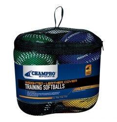Champro Weighted Training Softball - Set of 4