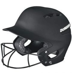 Demarini Paradox Fitted Pro Batting Helmet W/ Fastpitch Mask