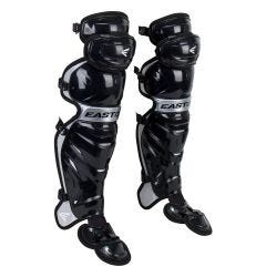 Easton Elite X Intermediate Baseball Catcher's Leg Guards