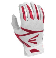 Easton Z10 Hyperskin Men's Baseball Batting Gloves