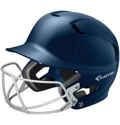 Easton Z5 Senior Batting Helmet w/ BBSB Mask