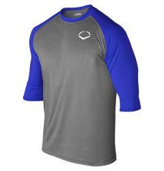 EvoShield 3/4 Sleeve Boy's Performance Shirt