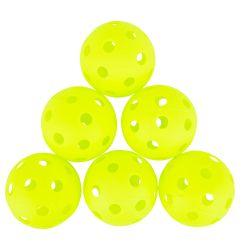 Franklin MLB Indestruct-A-Ball 12in. Training Balls - 6 Pack