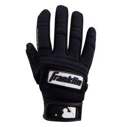 Franklin Youth All Weather Batting Glove - Black