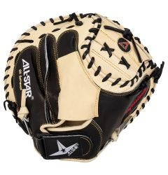 "All-Star Pro-Advanced CM3100BT 35"" Baseball Catcher's Mitt"