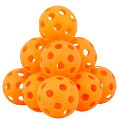 Athletic Specialties 5in. Plastic Training Balls - 500 Per Box