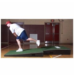 ProMounds Professional 2-Piece Pitching Mound with Turf