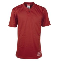 Rawlings Double Play One-Button RBBOBJ67 Jersey