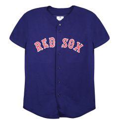 Boston Red Sox Majestic Cool Base Pro Style Adult Jersey