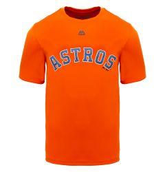 Houston Astros Majestic Cool Base Evolution Adult T-Shirt