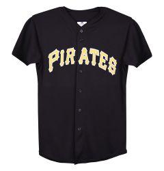 Pittsburgh Pirates Majestic Cool Base Pro Style Adult Jersey