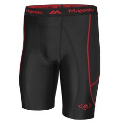 Majestic IS5Y Cool Base Youth Slider Short