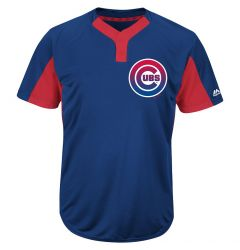 Majestic MAIY83 MLB Premier Youth Jersey - Chicago Cubs
