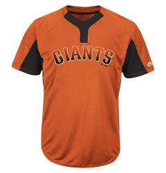 Majestic MAIY83 MLB Premier Youth Jersey - San Francisco Giants