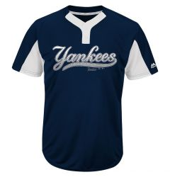 Majestic MAIY83 MLB Premier Youth Jersey - New York Yankees