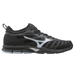 Mizuno Player Trainer 2 Men's Training Shoes - Black/Black