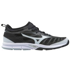 Mizuno Player Trainer 2 Men's Training Shoes - Black/White