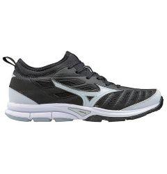 Mizuno Player Trainer 2 Women's Training Shoes - Black/White