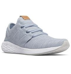 New Balance Fresh Foam Cruz v2 Knit Women's Running Shoes - Ice Blue