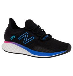 New Balance Fresh Foam Roav Boundaries Women's Running Shoes - Black/Multi-Color