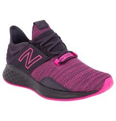 New Balance Fresh Foam Roav Knit Women's Running Shoes - Violet