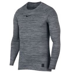 Nike Pro Fitted Men's Long-Sleeve Top