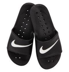Nike Men's Kawa Shower Slide - Black/White