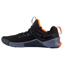 Nike Metcon Free Men's Training Shoes - Black/Thunder Blue/Hyper Crimson
