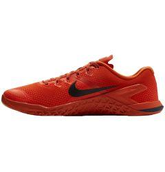 Nike Metcon 4 Men's Training Shoes - Orange/Black/Red