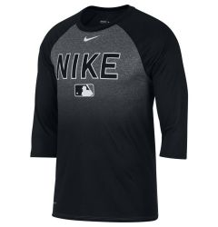 Nike Dri-FIT Legend Men's Baseball 3/4 Sleeve Shirt