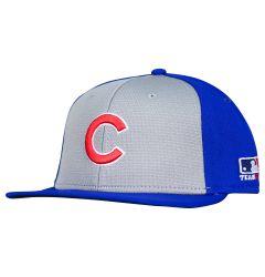 Chicago Cubs OC Sports MLB Mesh Colorblock Adjustable Baseball Cap