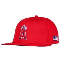 Los Angeles Angels OC Sports MLB Mesh Adjustable Baseball Cap