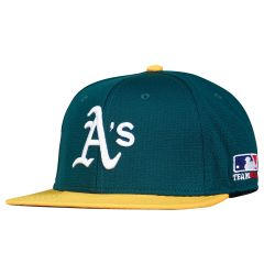 Oakland Athletics OC Sports MLB Mesh Adjustable Baseball Cap