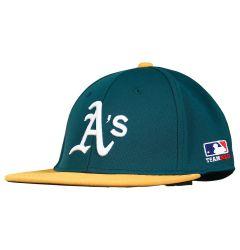 Oakland Athletics OC Sports MLB Replica FlexFit Baseball Cap