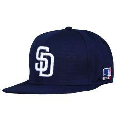 San Diego Padres OC Sports MLB Mesh Adjustable Baseball Cap
