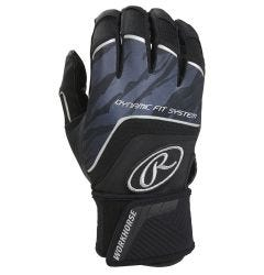 Rawlings Workhorse Adult Baseball Batting Gloves