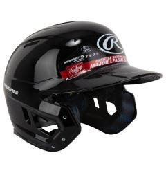 Rawlings Mach Alpha Gloss Senior Batting Helmet