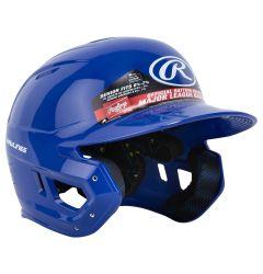 Rawlings Mach Gloss Senior Batting Helmet