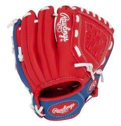 "Rawlings Player Preferred Series 9"" Youth Baseball Glove w/Ball - 2020 Model"