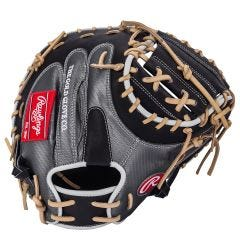 "Rawlings Heart of the Hide Hypershell PROCM41BCF 34"" Baseball Catcher's Mitt"