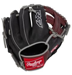 "Rawlings R9 Series 9.5"" Youth Baseball Glove - 2020 Model"