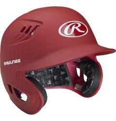 Rawlings Coolflo Matte Senior Batting Helmet