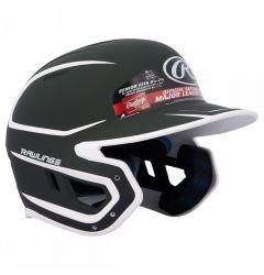 Rawlings Mach Matte Senior Two-Tone Batting Helmet