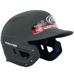 Rawlings Mach Matte Senior Batting Helmet