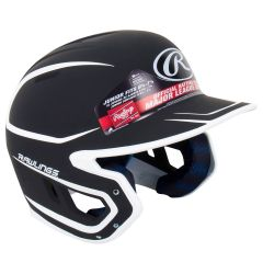 Rawlings Mach Matte Junior Two-Tone Batting Helmet