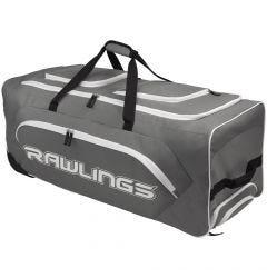 Rawlings YADIWCB Wheeled Catcher's Bag