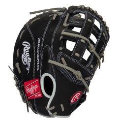 "Rawlings Heart of the Hide PROTM8SB-17BG 12.5"" Fastpitch Softball First Base Mitt"